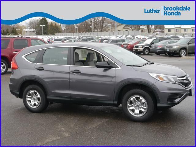 2015 CR V For Sale In Minneapolis At Luther Brookdale Honda Dealership. U003eu003e