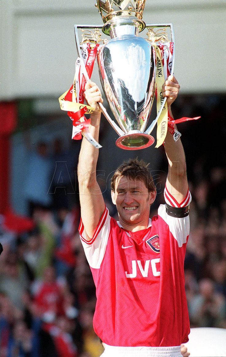 Tony Adams--Arsenal