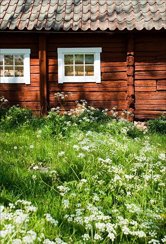 Old farmhouse, Ängsö - Sweden | Flickr - Photo Sharing!