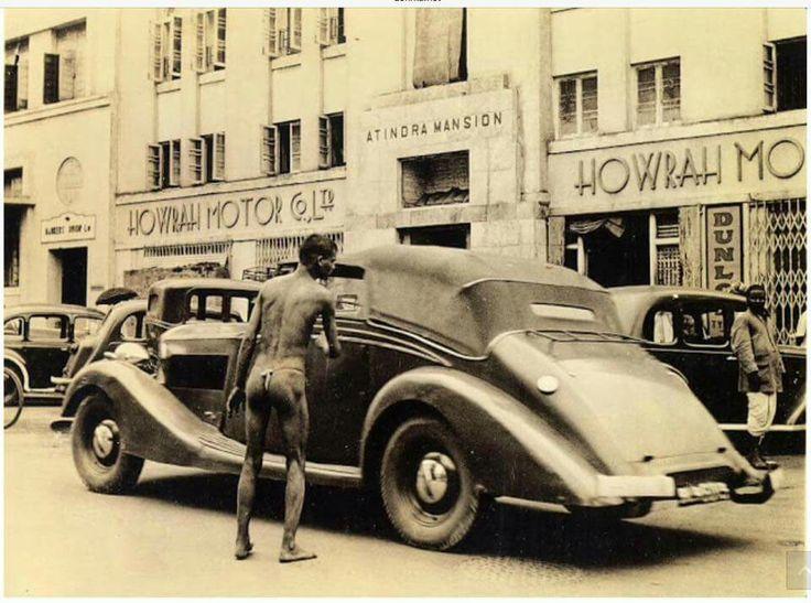 Калькутта — столица штата Западная Бенгалия. Фотография Клода Уодделла (Claude Waddell), середина 1940-х годов.