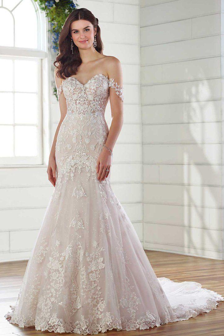 Essense of australia d2642 in 2020 wedding dresses