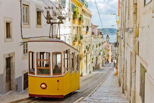 Funicular de Belem - Lissabon