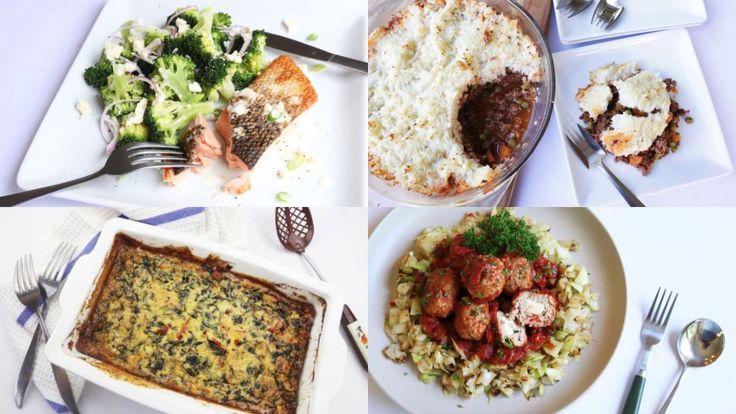 Diabetic Meal Plan Preview: Week of 1/7/19
