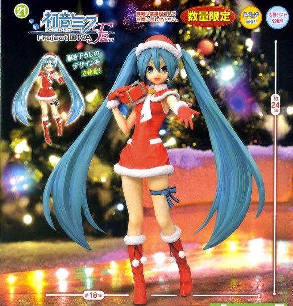Vocaloid Hatsune Miku Project Diva F2nd Super Premium