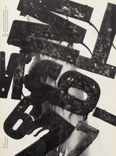Cover from 1968 issue 6/7