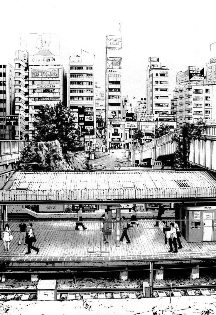 Drawing the Naked City | Manabe Shohei | Socks Studio