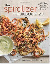 Spiralizer 2.0 Cookbook PDF and Spiralizer 2.0 Cookbook EPUB. Creator: Williams-Sonoma Test Kitchen. Link: YES