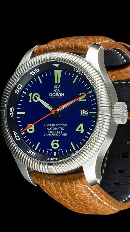 54 best ocean crawler diving watches images on pinterest - Oceanic dive watch ...