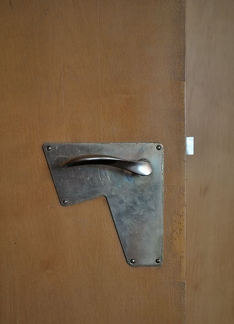 arne jacobsen, hardware for glostrup town hall, 1953-1959 by seier+seier, via Flickr