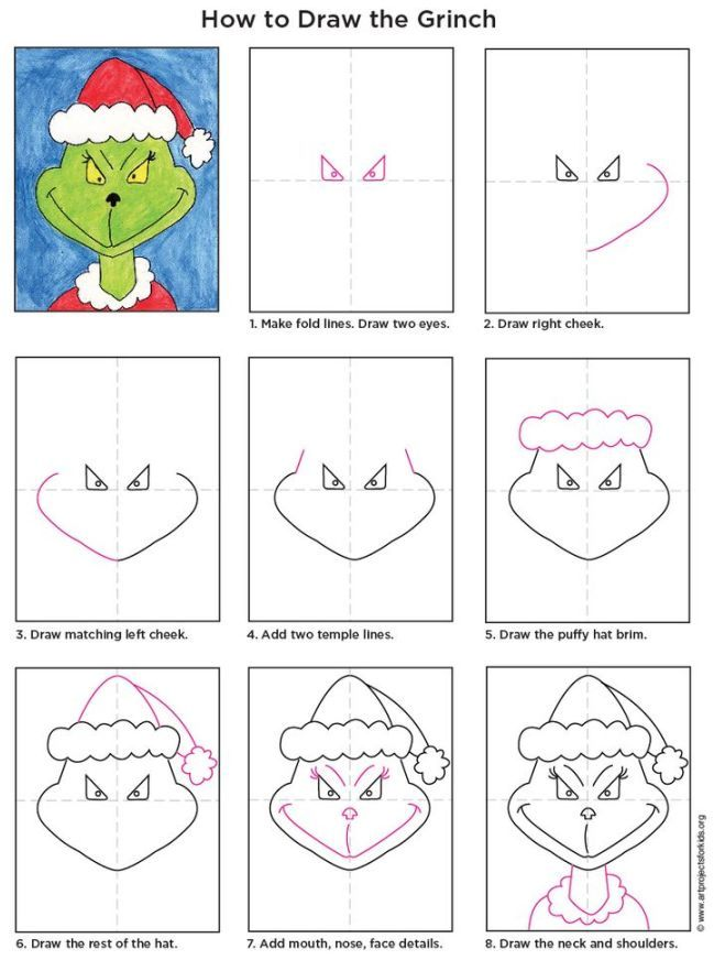 Lots Of Cute Recipes Crafts And Activities All About The Grinch This Is