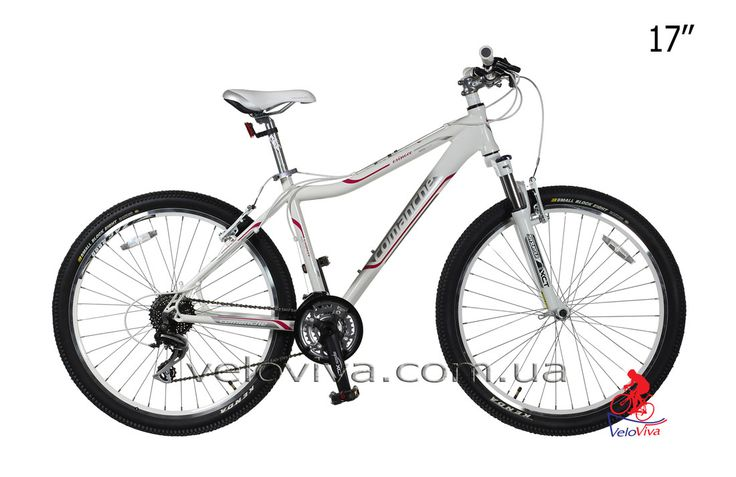Женский велосипед Comanche Orinoco Lady Колесо: 26 дюймов, обод усиленный, спицы стальные Рама: алюминиевая Скорости: 24 Переключатель задний: Shimano RD-M360, SGS Вилка: Suntour XCM-MLO https://youtu.be/Nu0EaIKgFZw