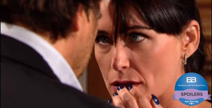 'The Bold and the Beautiful' spoilers tease that Ridge Forrester (Thorsten Kaye) and his stepmother Quinn Forrester (Rena Sofer) will find themselves in each others arms again. So how far will it go this time?      Ridge Forrester senses that Katie Spencer (Heather Tom) is pushing Quinn to the
