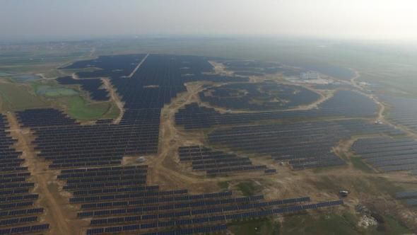 panda solar power