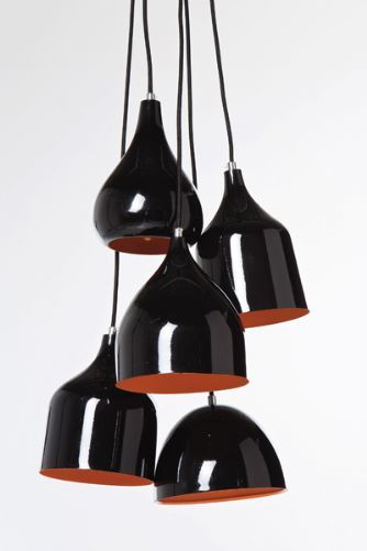 Black Ceiling Cluster Light Was 145 00 Now 99  I know it's like some of them but he is nice!