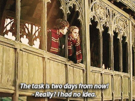 And was the king of sarcastic trolling. | 28 Times Harry Potter Was Out Of Control Sassy