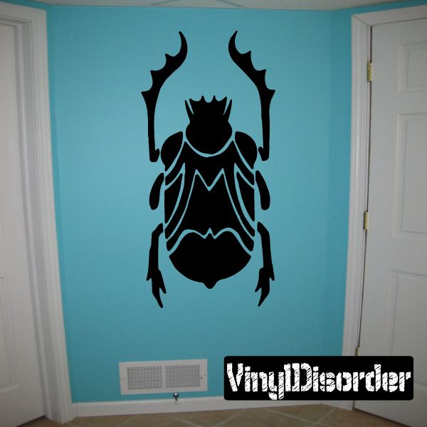 Insect Wall Decal - Vinyl Decal - Car Decal - DC234