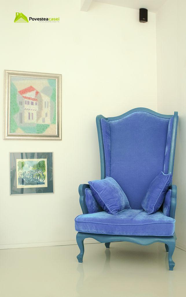 Refugiu in culoare -  casa de vis a unei familii bucurestene- Inspiratie in amenajarea casei - www.povesteacasei.ro