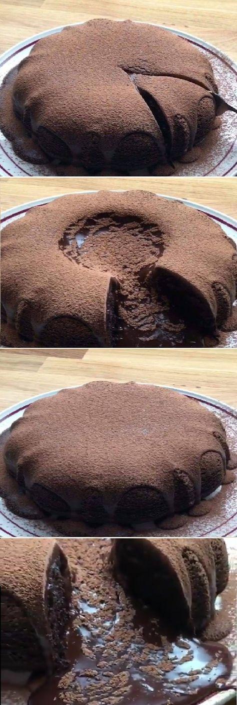 Este pastel de chocolate fundido se convertirá en tu nueva religión. . #receta #recipe #casero #torta #tartas #pastel #nestlecocina #bizcocho #bizcochuelo #tasty #cocina #chocolate #pan #panes Si te gusta dinos HOLA y dale a Me Gusta MIREN …