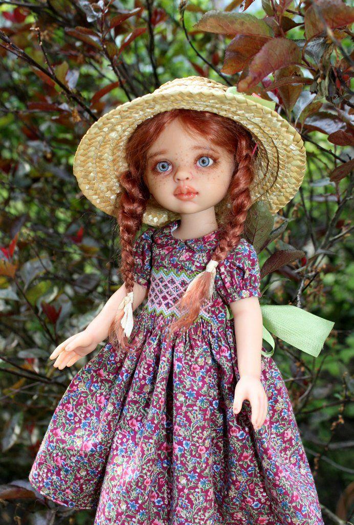 Когда цвела сирень. Моя Энн Ширли / Paola Reina, Antonio Juan и другие испанские куклы / Бэйбики. Куклы фото. Одежда для кукол