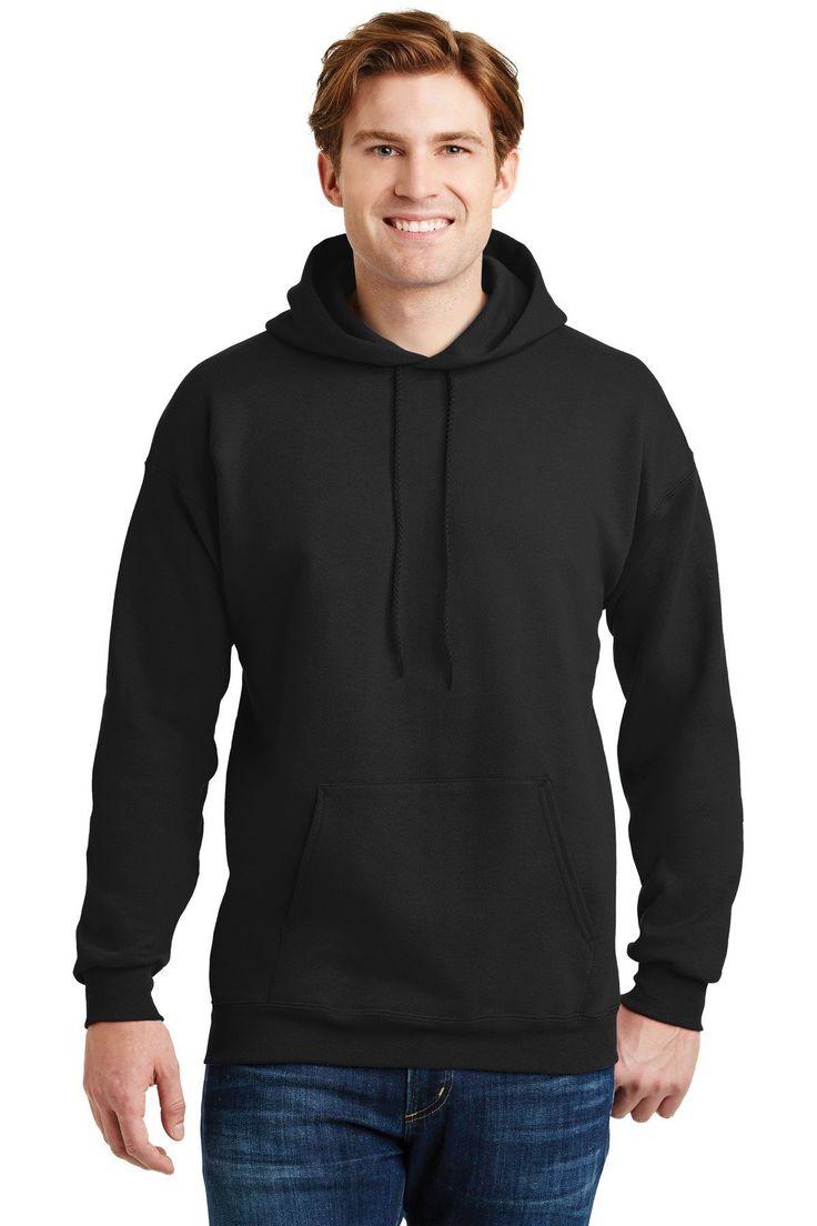 Hanes  Ultimate Cotton  – Pullover Hooded Sweatshirt.  F170 Maroon / 3XL