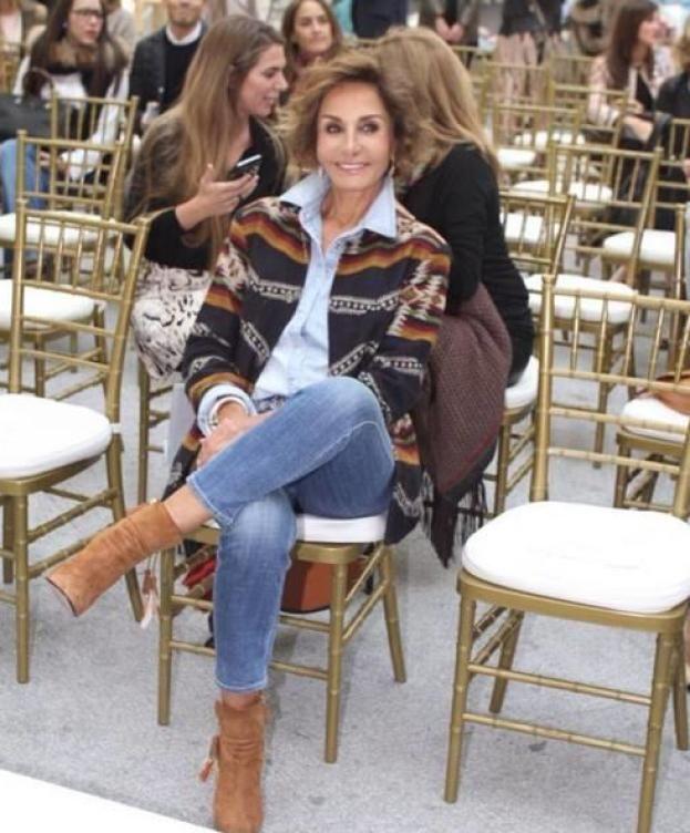 Instagram: Naty Abascal: sí pasan los años por ella. Noticias de Noticias