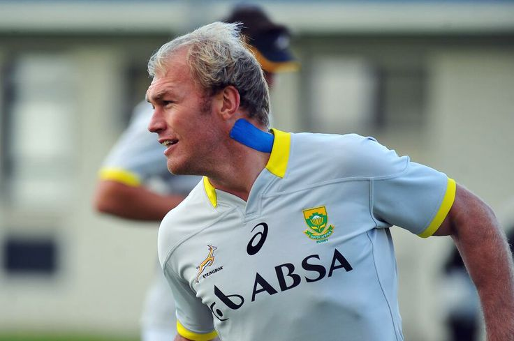 Schalk Burger is back in Green & Gold and you can be there to watch him in action! http://bit.ly/1mRwBl1  @bokrugby
