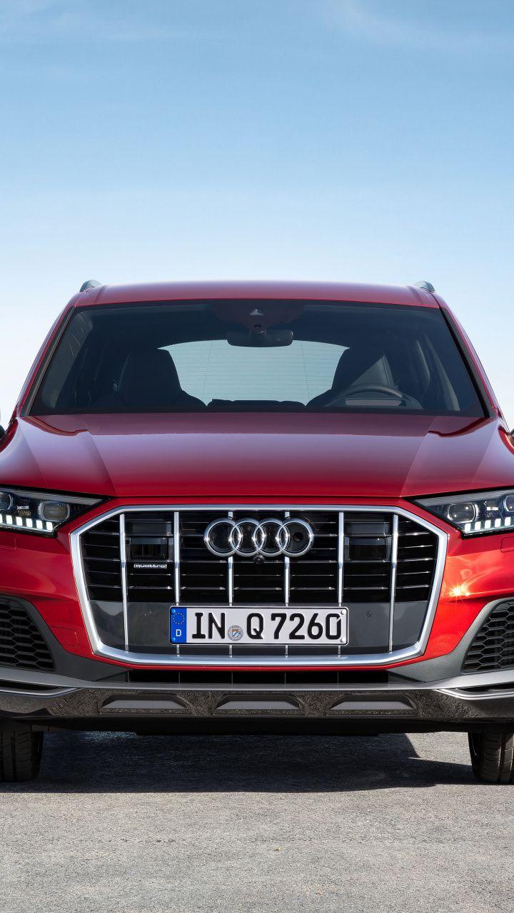 720x1280 Front Utility Vehicle Audi Q7 Wallpaper Audi Q7 Utility Vehicles Car Wallpapers