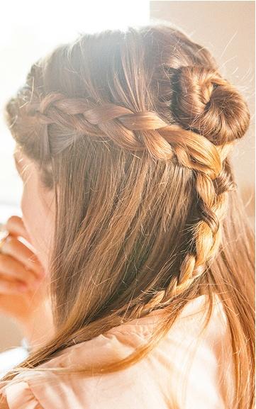 Braid Lookbook Photo By Laure Joliet Beauty