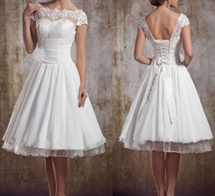 ... Robes de mariée courtes, Courtes robes de mariée et Robes de mariage