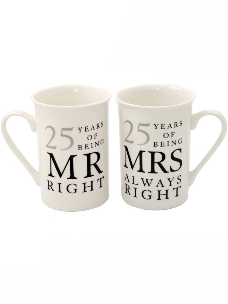 Mrs Always Right Collection Review: Best 25+ Silver Anniversary Gifts Ideas On Pinterest