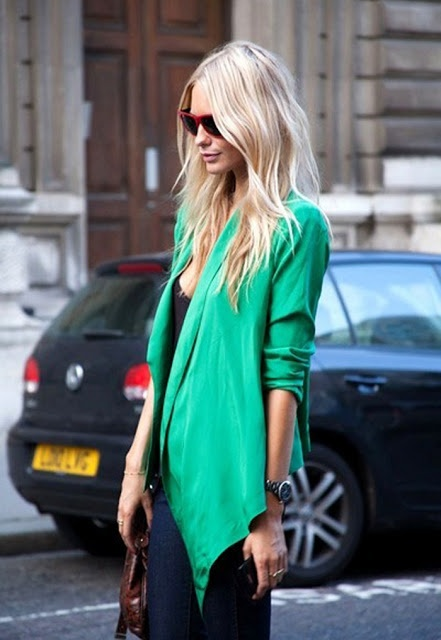 Emerald Green: color of the year
