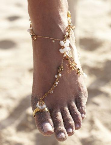 10 accesorii pe care o femeie stilată NU le poartă niciodată‼️ Inele sau brăţări de picior