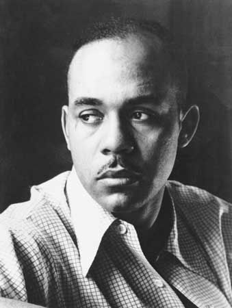Ralph Ellison (1914 - 1994)Author and Educator. He is best known for his novel, Invisible Man, which won the National Book Award in 1953. He is included in the group of great African-American authors of the 20th Century. Born Mar. 1, 1913,  Oklahoma City,  Oklahoma County,  Oklahoma