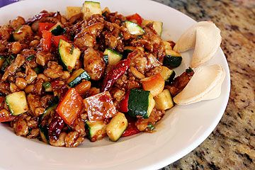 Panda Express Kung Pao Chicken - another yummy one to try!