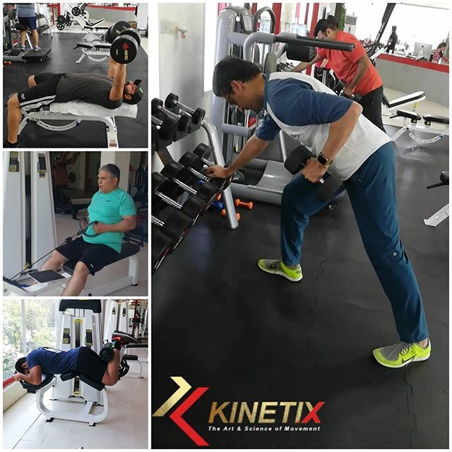 New The 10 Best Workout Ideas Today With Pictures It S The Will Not The Skill Kinetix Kinetixfamily Perso Personal Training Studio Best Gym Gym Life
