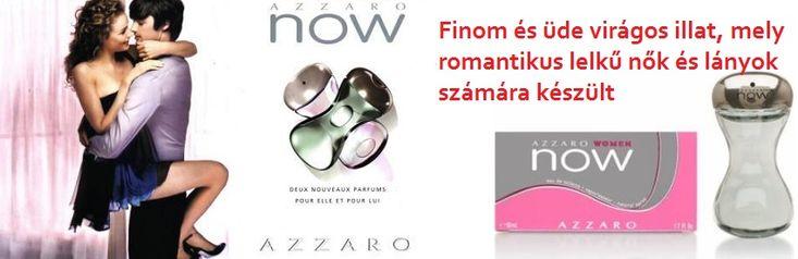 Azzaro Now női parfüm  Az Azzaro Now Women finom és üde virágos illat, mely romantikus lelkű nők és lányok számára készült. Lépjen be az Azzaro világába és hagyja, hogy magukkal ragadják a nyári szellők! Az Azzaro Now Women parfümmel áthatja a szépség és a harmónia, és egy egzotikus virágokkal és zamatos gyümölcsökkel teli tengerparti tájon találja magát.  A fejillatban a jellegzetes bergamottal kiemelt friss gyümölcsök kombinációjában a fehér tea sajátos illata lehel önre. Ezután…