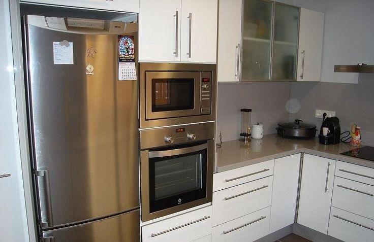Muebles de cocina de melamina bonito y barato con el for Muebles cocina melamina