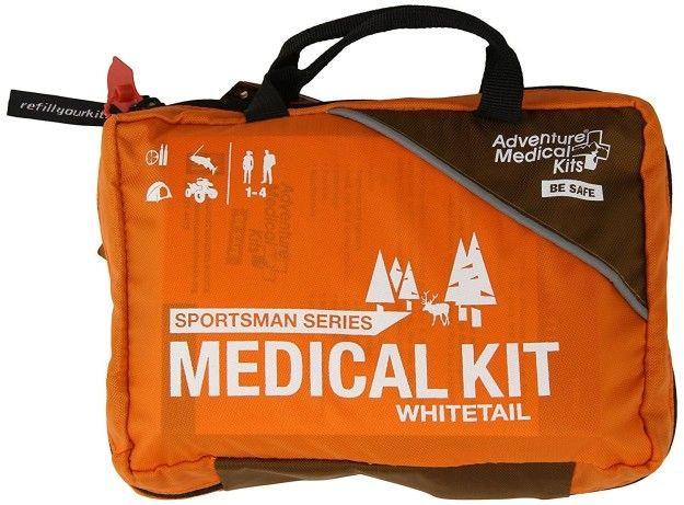 Keep a decked out first aid kit in your house for any emergency you don't see coming.   21 Ways To Be A Better Adult In January