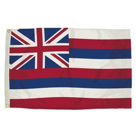 5-Ft W X 3-Ft H State Hawaii Flag 2102051