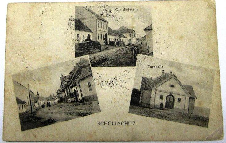 Želešice,Schollschitz/Brno venkov/ (6758908299) - Aukro - největší obchodní portál