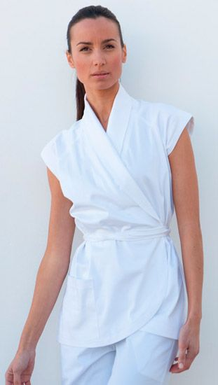 17 best images about spa uniform on pinterest massage for Uniform massage spa