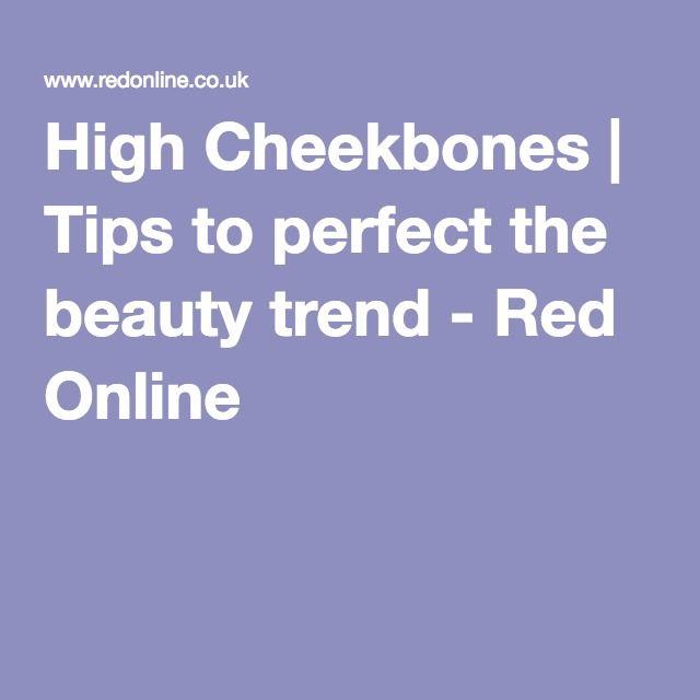 how to get high cheekbones makeup