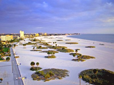 Seriously one of the nicest places to visit! Can't wait to go back :)    Treasure Island, Florida
