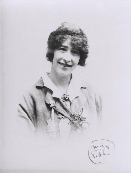 Cecilia May Gibbs, 1916