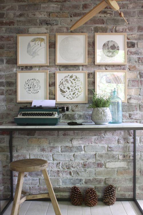 """Entryway Styled 3 Different Ways (plus """"before"""" pics too!)"""