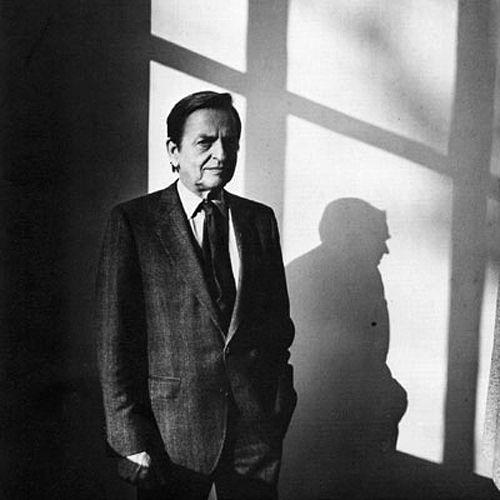 Olof Palme, av Hans Gedda