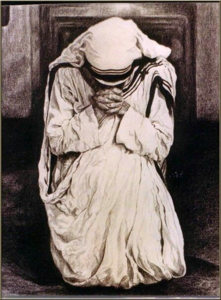 Mother Teresa's Humility List 1. Speak as little as possible about yourself 2. Keep busy with your own affairs  not those of others 3. Avoid curiosity 4. Do not interfere in the affairs of others 5. Accept small irritations with good humor 6. Do not dwell on the faults of others 7. Accept censures even if unmerited 8. Give in to the will of others 9. Accept insults  injuries 10. Accept contempt, being forgotten  disregarded 11. Be courteous  delicate even when provoked by someone