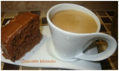 Chocolate Molinillo: Pastel de Chocolate y Yogur