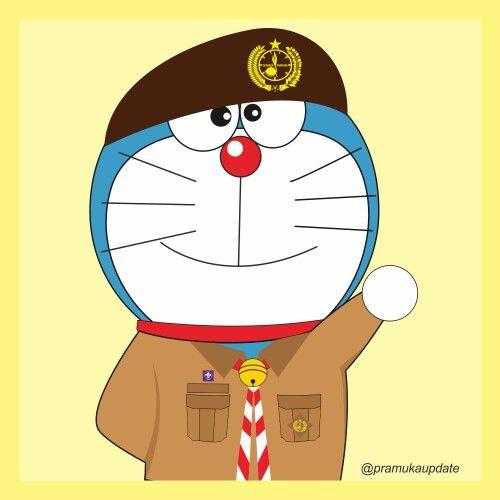 Doraemon Scouts Indonesia
