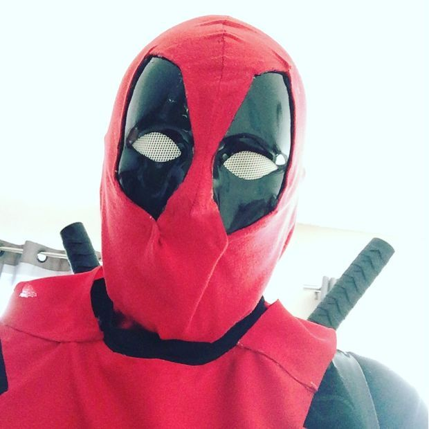 Picture of Deadpool Mask